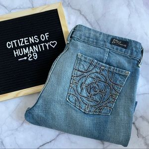 Citizens of Humanity Faye Wide Leg jeans 29